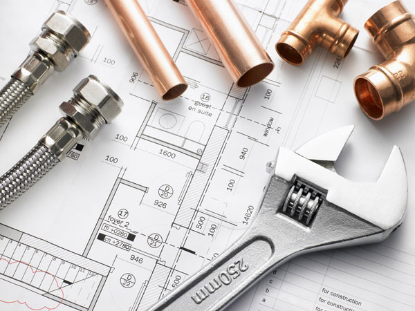 Commerical plumbing parts