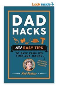 Dad Hacks Book Christmas Gift Idea